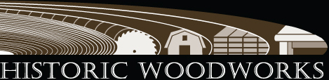 Historic Woodworks Logo