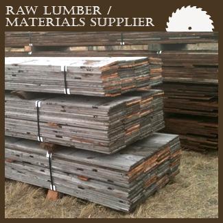 Portfolio: Raw Lumber / Materials Supplier